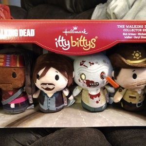 THE WALKING DEAD - ITTY BITTYS - Brand New    NWT